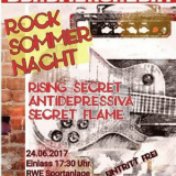 """ROCK SOMMER NACHT"" in Neurath 