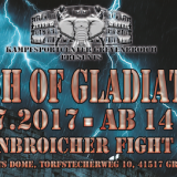 Clash of Gladiators in Grevenbroich – Kampfsportcenter Grevenbroich veranstaltet Internationalen Kampfsport-Event der Extraklasse