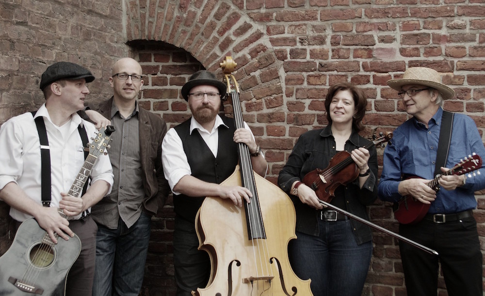 "Bluegrass mit ""Link in the Chain"" in Grevenbroich"